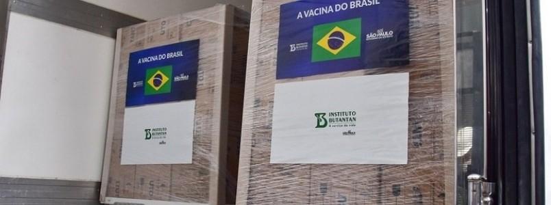 Ministério distribui mais de 9 milhões de vacinas a partir de hoje