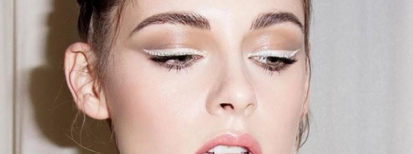 3 ideias que mostram que delineador branco é a próxima tendência de maquiagem