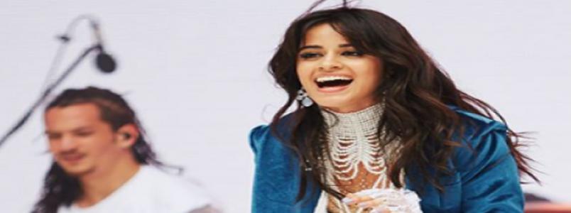 Camila Cabello anuncia show em Uberlândia em outubro