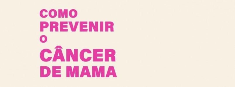 CEAD adverte:: Autoexame e prevenção do câncer de mama