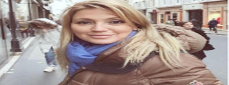 Patrícia de Sabrit tem vidro do carro estourado em Paris