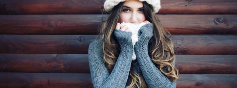Saiba como manter pele e cabelos saudáveis durante o frio
