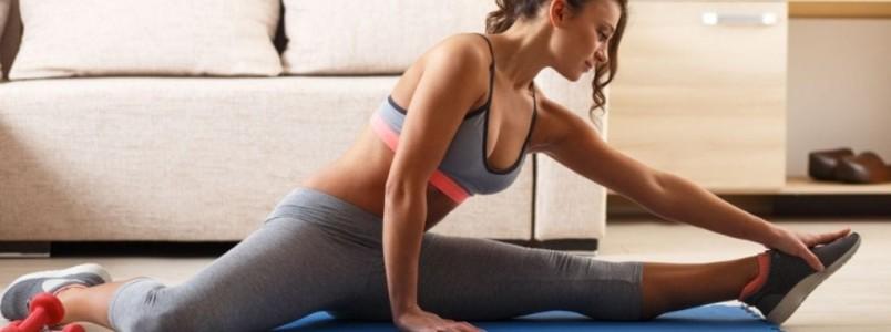 Malhar em casa - 10 formas para manter a forma sem academia