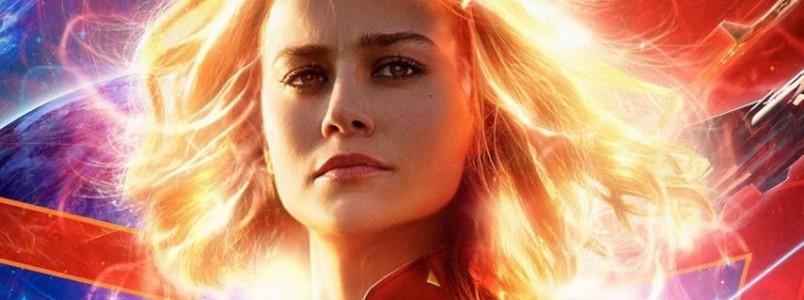 Novo trailer de Capitã Marvel mostra heroína enfrentando alienígenas