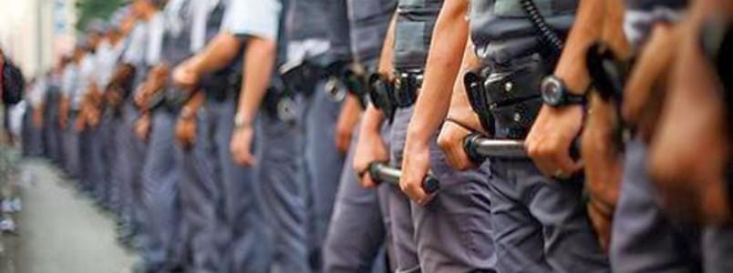 São Paulo vacina hoje policiais e agentes de segurança
