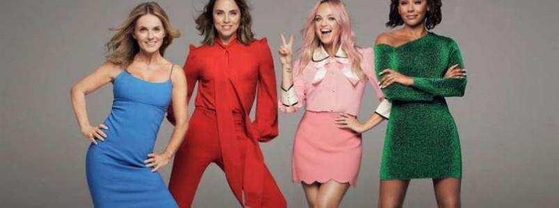 Spice Girls anunciam retorno e nova turnê para 2019