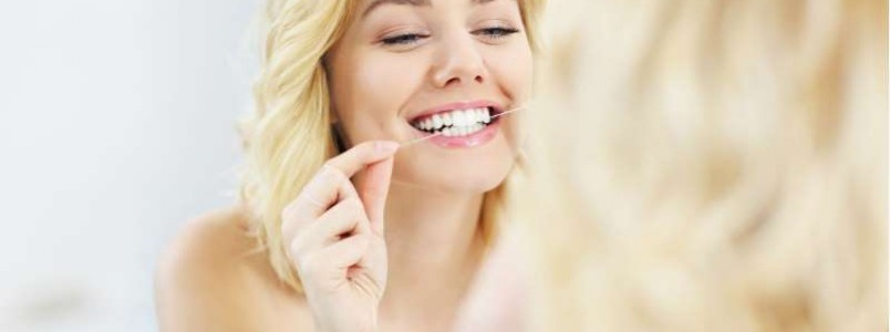 """Adicione o """"fio dental"""" à sua rotina diária"""