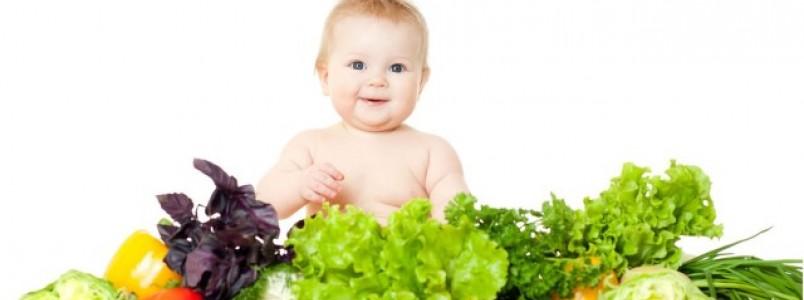 Alimentação saudável para crianças