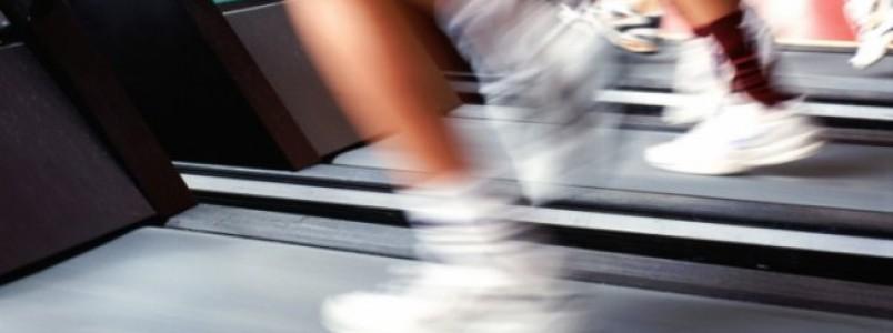 Esteira absorve três vezes mais o impacto da corrida