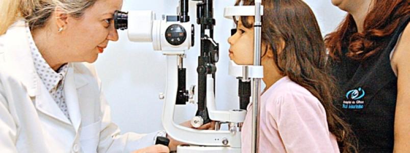 De olho na visão dos pequenos: diagnóstico precoce de distúrbios pode reduzir problemas