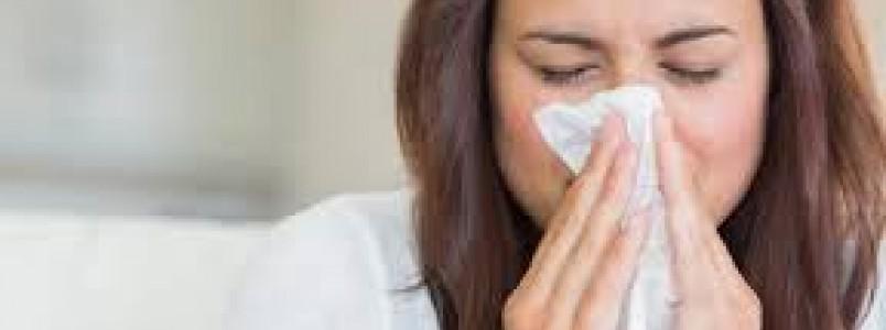 Vacina para rinite reduz significativamente o número de crises alérgicas