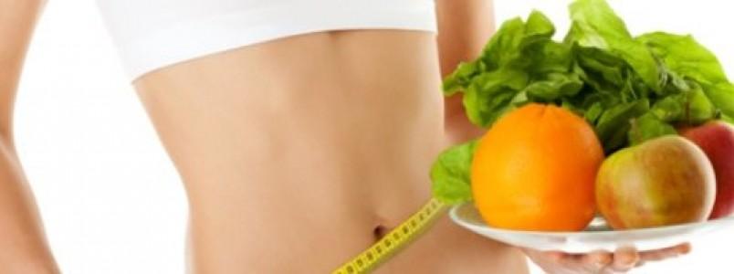 Dieta e exercícios para emagrecer