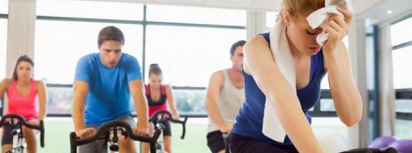7 condições físicas em que você não veve Ir à academia