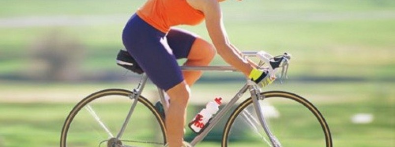 Bicicleta emagrece e faz perder barriga