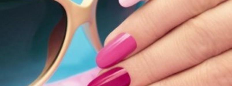 Tendência de cores para as unhas deste verão