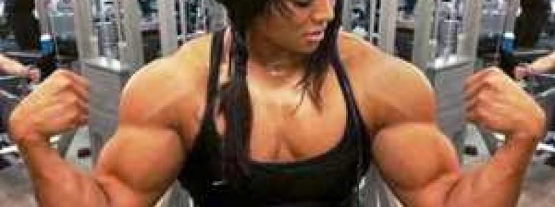 Mulheres musculosas deixam marmanjos para trás. Confira!