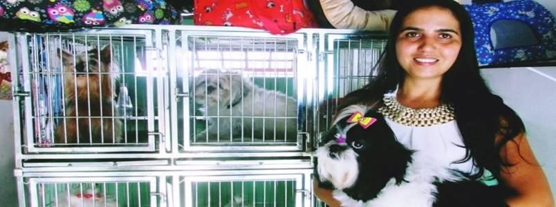 João Monlevade possui uma dos mais lindos hoteizinhos para cães de Minas Gerais