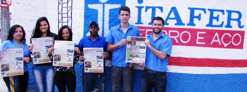 A maior empresa de ferro e aço de Itabira, ITAFER, é parceira oficial do Saúde & Estilo
