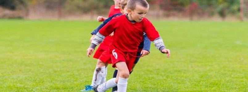 A importância da prática esportiva na infância