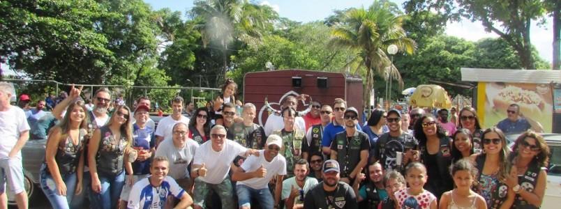 Amigos das Relíquias e Motoclubes unem forças e fazem um super evento