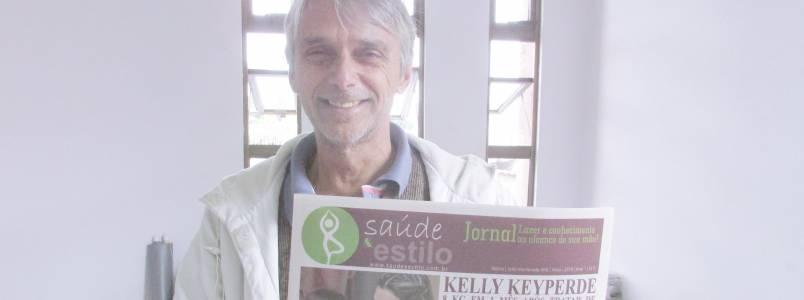 Matilde Despachante cliente especial do jornal Sáude & Estilo