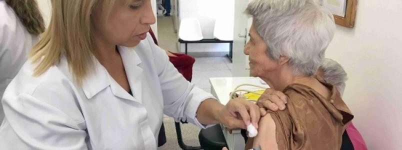 Dia D de vacinação contra a gripe será neste sábado em todo o país