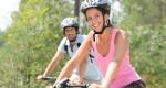 Andar de bicicleta é prazeroso e traz benefícios à saúde