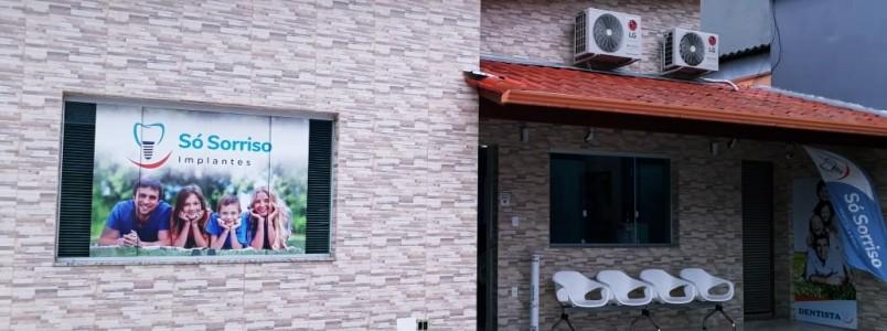 Só Sorriso: Uma clínica completa em Itabira e região