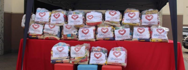 Na hora certa: Igreja Universal doa cetas básicas para necessitados neste domingo, 10, em Itabira, MG