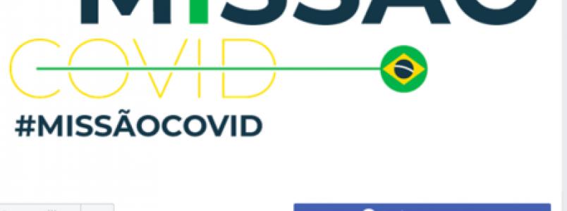 Médicos dão consulta online grátis sobre diagnóstico da covid-19