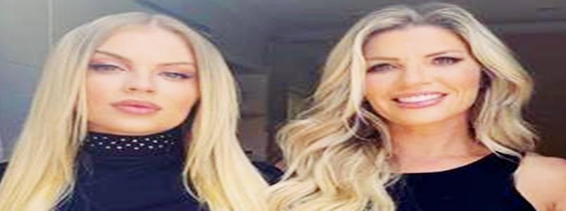 Mãe de Luísa Sonza faz sucesso nas redes sociais: