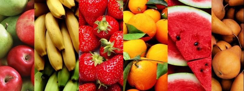 Frutas, posso comer à vontade?