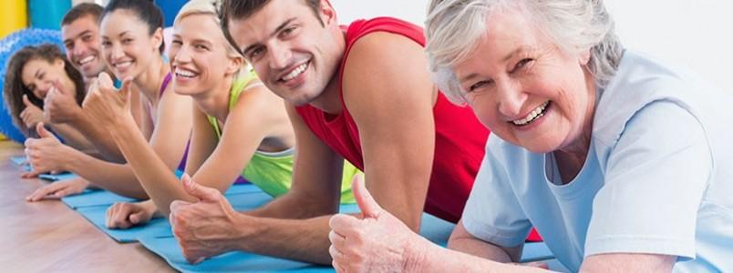 Para idosos saudáveis, qual a melhor escolha: aeróbio ou musculação?