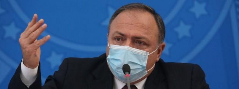 Vacinação no Brasil começa na quarta-feira, diz Pazuello a prefeitos