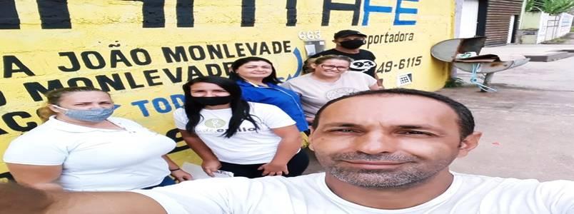 João Monlevade Quer Paz 2021 fecha os três dias de campanha regional