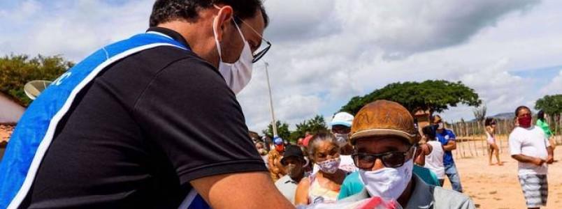 Plataforma lança parceria com a ONU para combater a fome