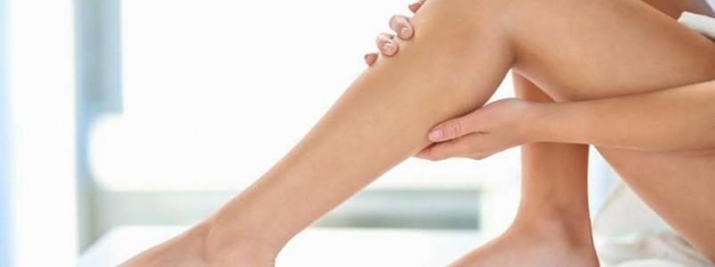 Pernas grossas podem ser sinal de acúmulo de gordura