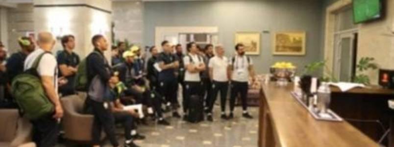 Seleção brasileira já está em Rostov, local da estreia na Copa