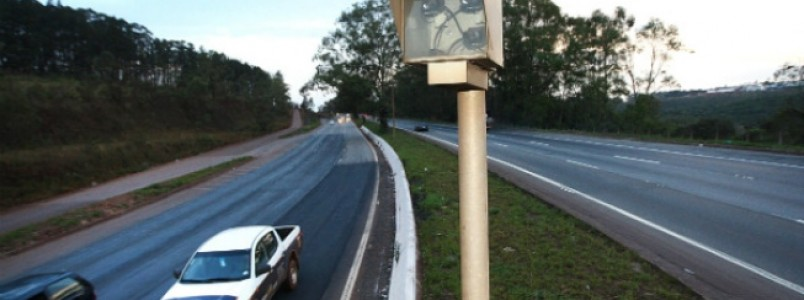 Novos radares entram em operação em rodovias mineiras nesta terça-feira; veja os locais
