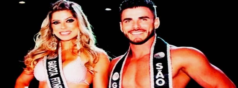 Concurso elege Garoto e Garota Fitness São Paulo 2018