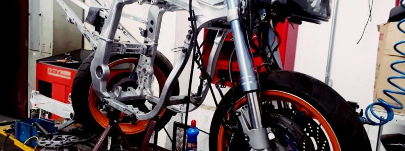 Grigatti: A melhor opção em peças e consertos para sua moto