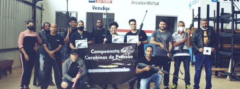 4º Campeonato de Carabinas de Pressão aconteceu em Itabira