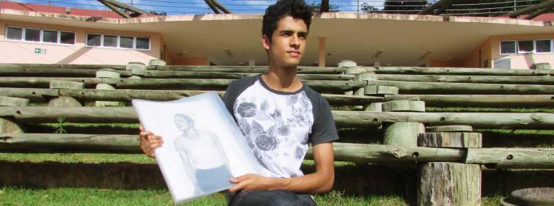 Talento itabirano: Jonas Mendonça
