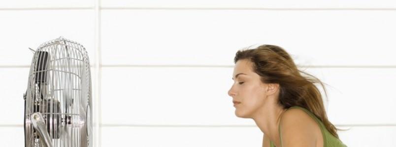 Ventilador x ar-condicionado: qual é o pior para quem sofre com rinite?
