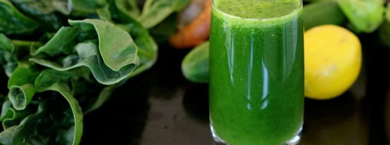 Como fazer suco verde para desintoxicar, emagrecer e melhorar a saúde