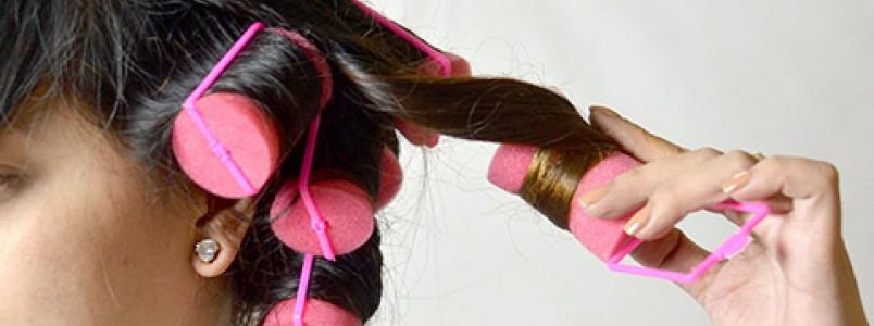 Como enrolar o cabelo sem usar calor, chapinha, babyliss