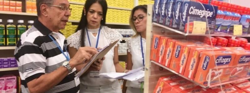 Vigilância Sanitária de BH reforça fiscalização de venda de antibióticos