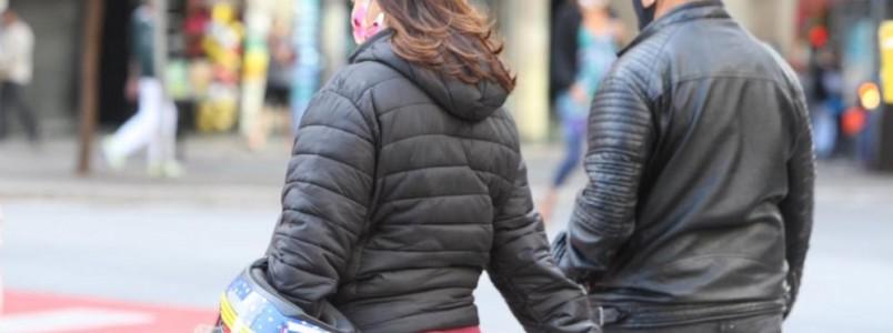 Preparem os casacos! Inverno começou nesta segunda com previsão de noites mais frias e tempo seco