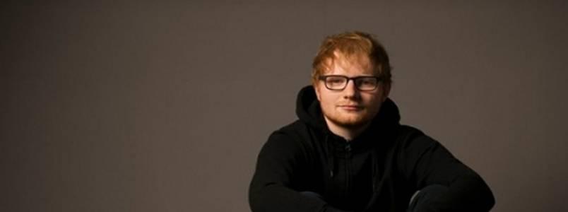 Ed Sheeran volta ao Brasil para shows em fevereiro de 2019
