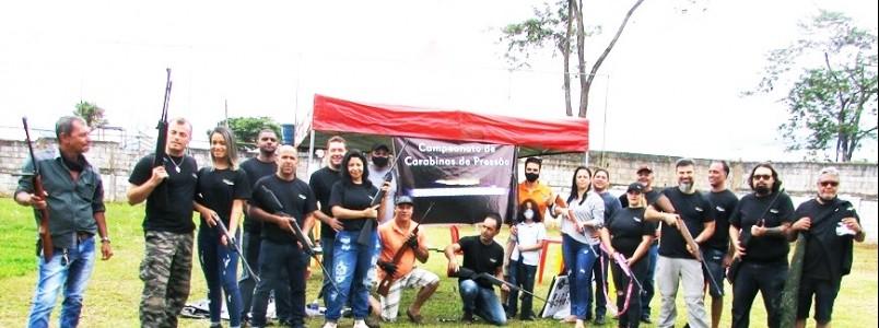 1º Campeonato de Carabinas de Pressão acontece em Itabira, MG
